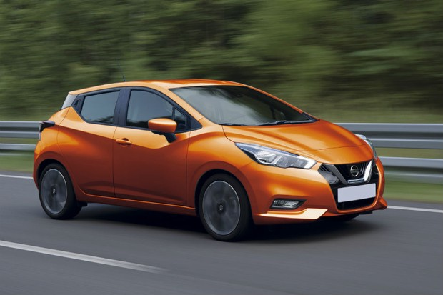 Novo Nissan March (Foto: Divulgação)