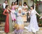 A família Benedito ficará animada com o anúncio do baile de Ema | Globo/Marília Cabral