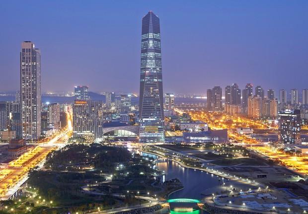 Songdo, Coreia do Sul (Foto: Divulgação)