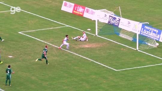 Quartas do Candangão: Gama empata com Luziânia; Brasiliense vence Paracatu