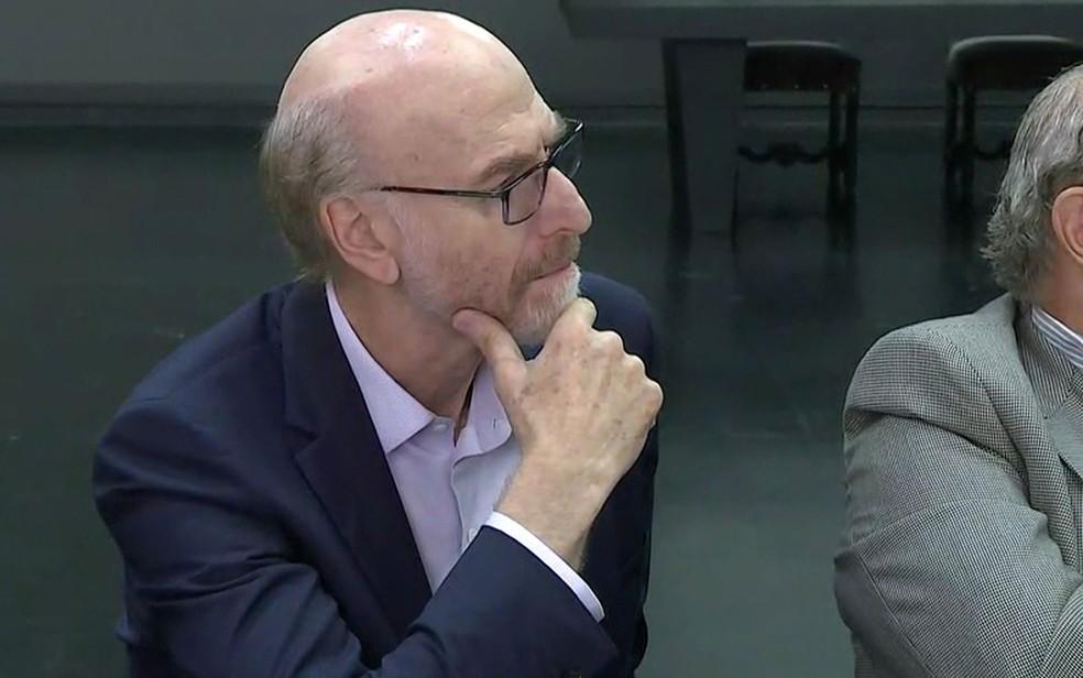 O ator Odilon Wagner fará parte do conselho de cultura de São Paulo — Foto: TV Globo/Reprodução