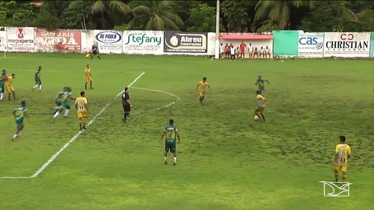 Cordino goleia e rebaixa o Santa Quitéria no Campeonato Maranhense