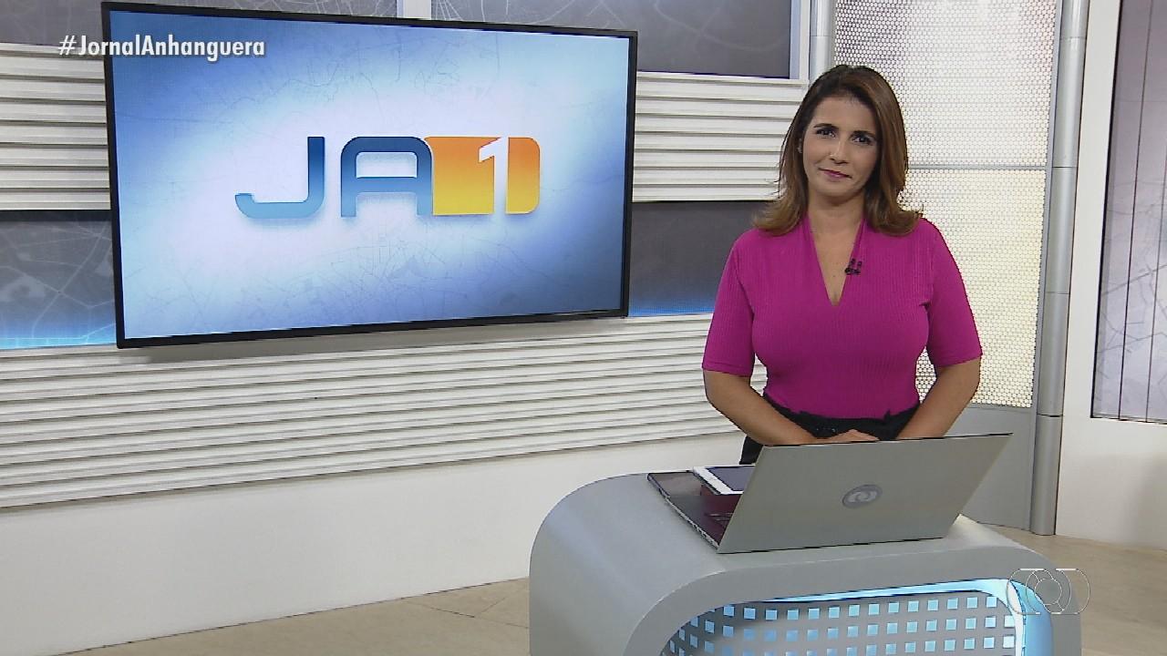 Confira os destaques do Jornal Anhanguera 1ª Edição desta segunda-feira (18)