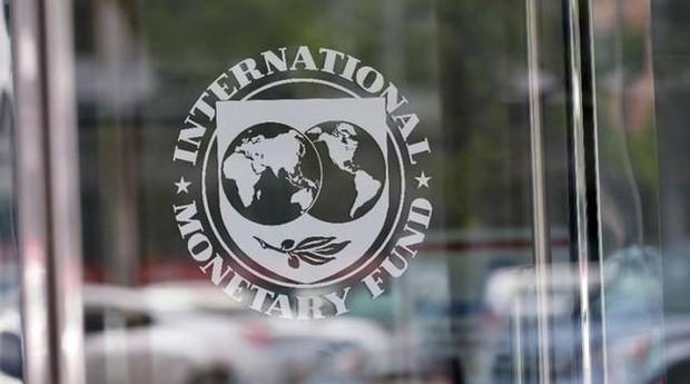 Sede do FMI foi atingida por bomba (Foto: Divulgação)