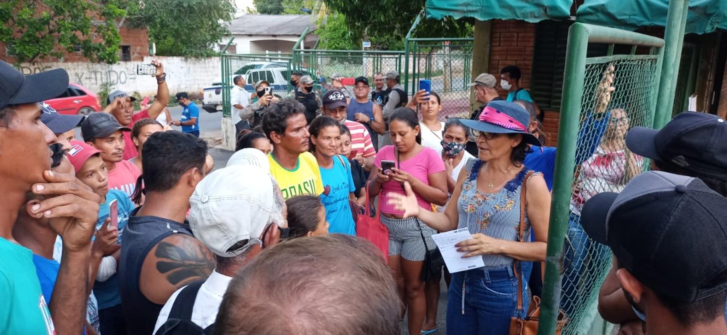 Moradores de Boca do Acre (AM) fecham sede do Incra em Rio Branco e cobram documento para regularização de terras