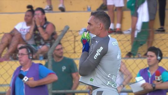 Atuações do Palmeiras: Borja perde chances claras e vê Arthur Cabral estrear com gol típico de 9