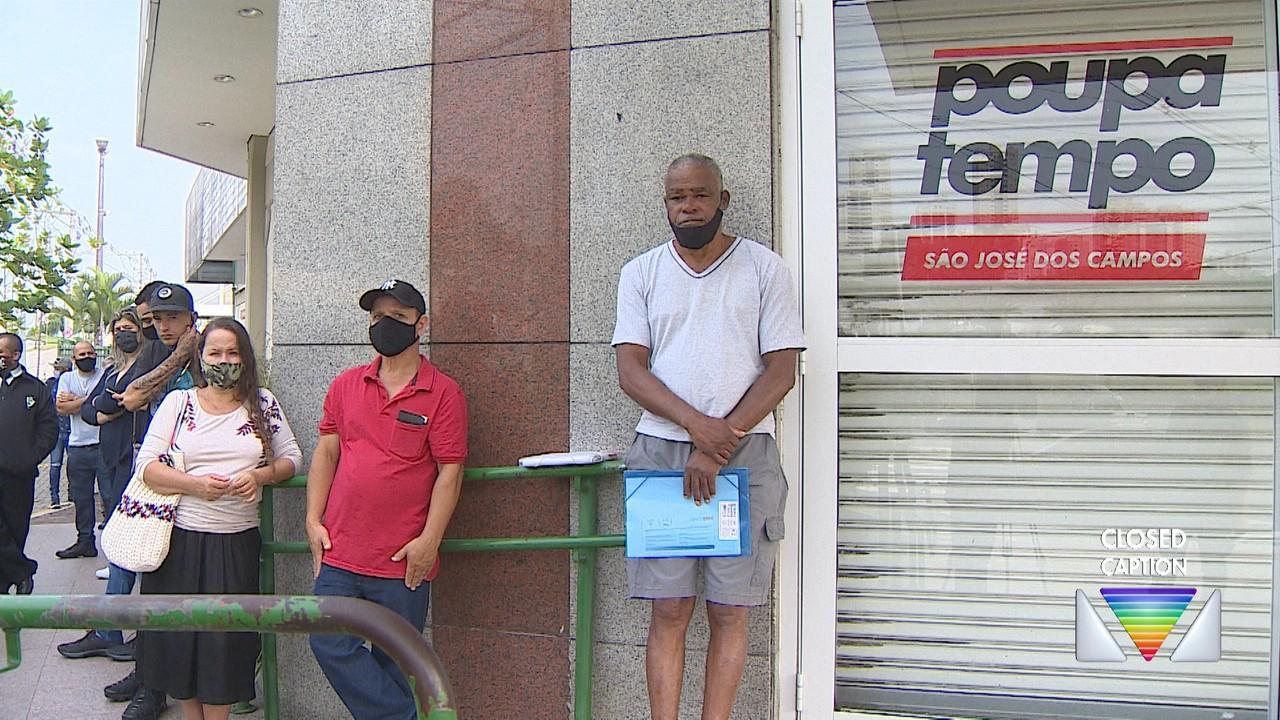 Moradores de São José estão com dificuldade no Poupatempo