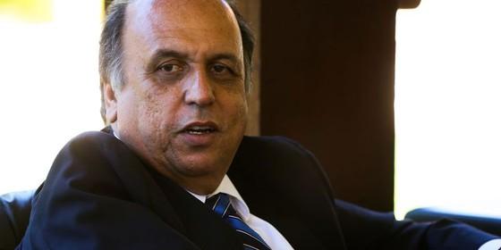 O governador do Rio de Janeiro, Luiz Fernando Pezão (Foto: Marcelo Camargo/Agência Brasil)