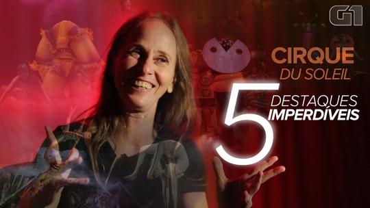 Cirque du Soleil estreia espetáculo 'Ovo' no Rio; Deborah Colker cita 5 destaques da obra