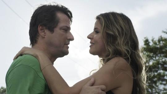 Teaser: Malagueta descobre que Maria Pia gerou Bebeth e se emociona