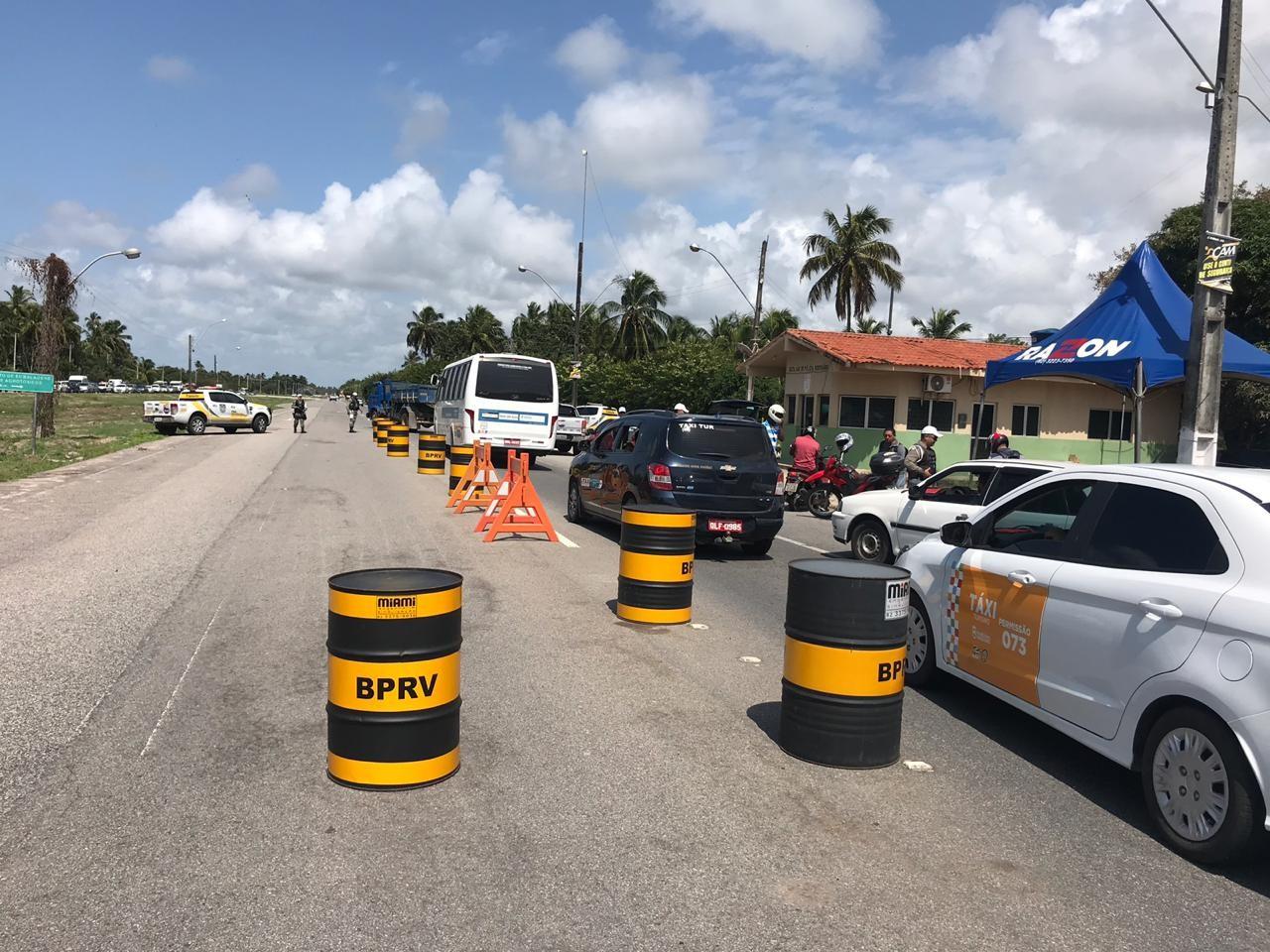 Policiamento nas rodovias de Alagoas é reforçado no feriadão