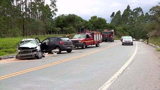 Feriadão tem aumento de acidentes e infrações nas estradas federais