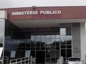 Sede do Ministério Público, em Volta Redonda (Foto: Silvio Seixas/TV Rio Sul)