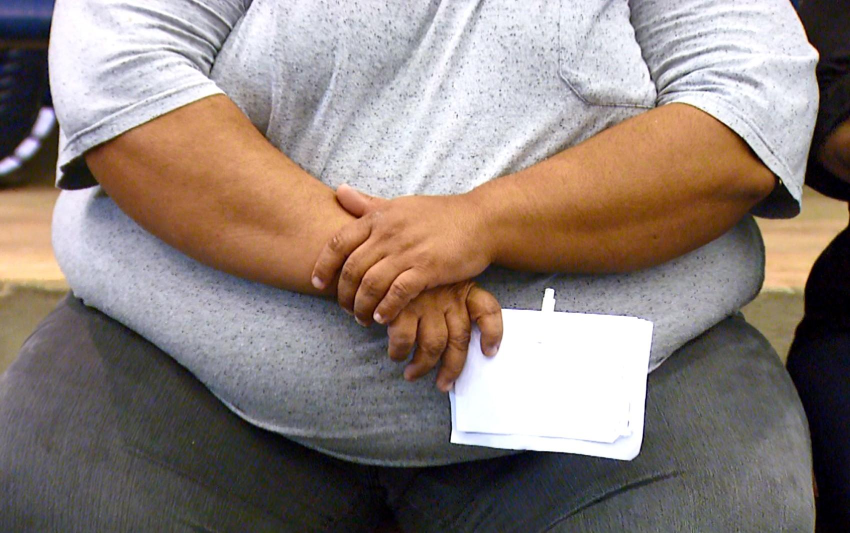 Obesidade aumenta em até 4 vezes o risco de morrer por Covid, especialmente homens e menores de 60 anos