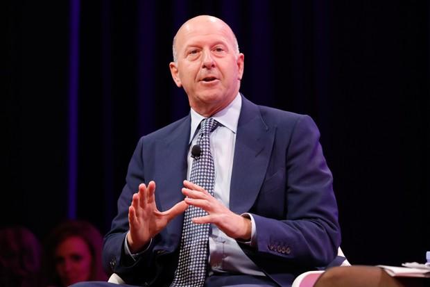 David Solomon, futuro CEO da Goldman Sachs (Foto: Getty Images)