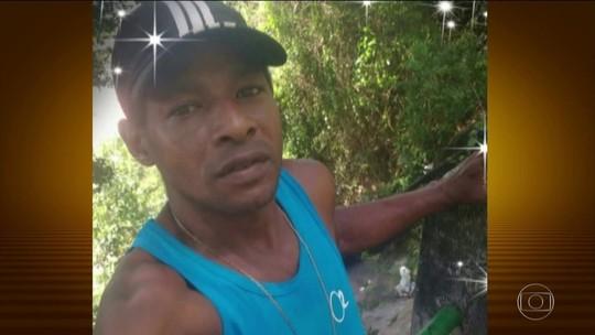 Moradores do Vidigal protestam e acusam polícia de matar gari