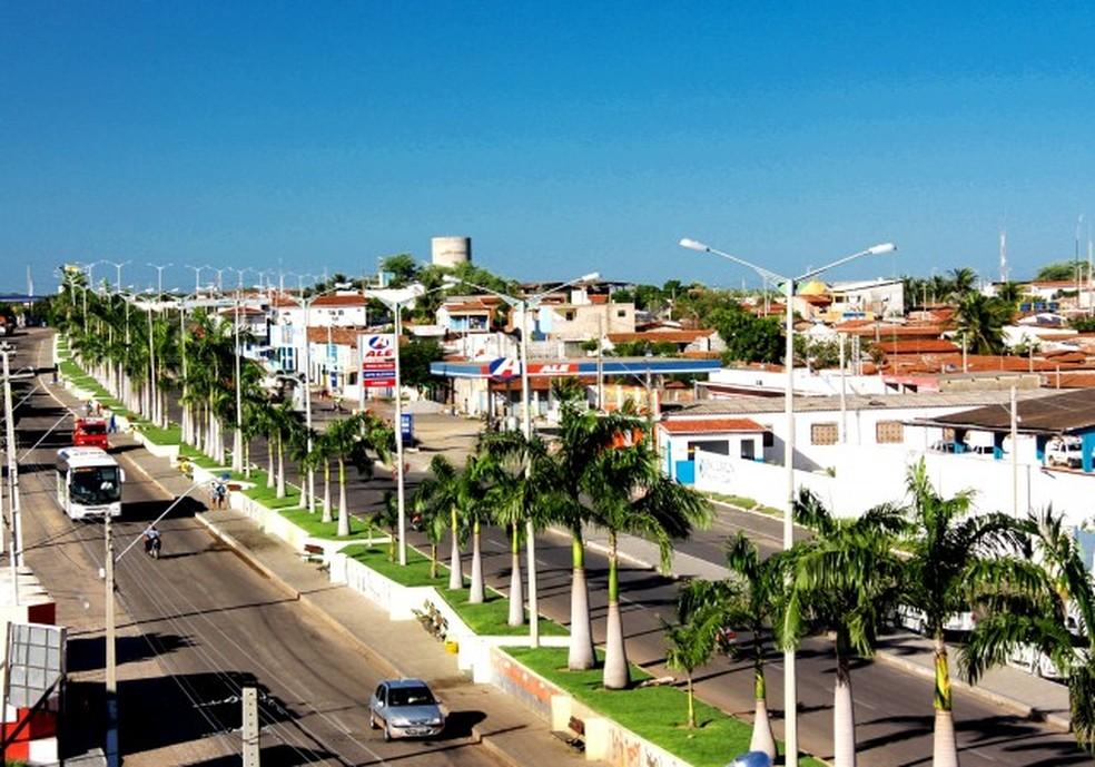 Município de Alto do Rodrigues, no RN — Foto: Prefeitura de Alto do Rodrigues/Divulgação