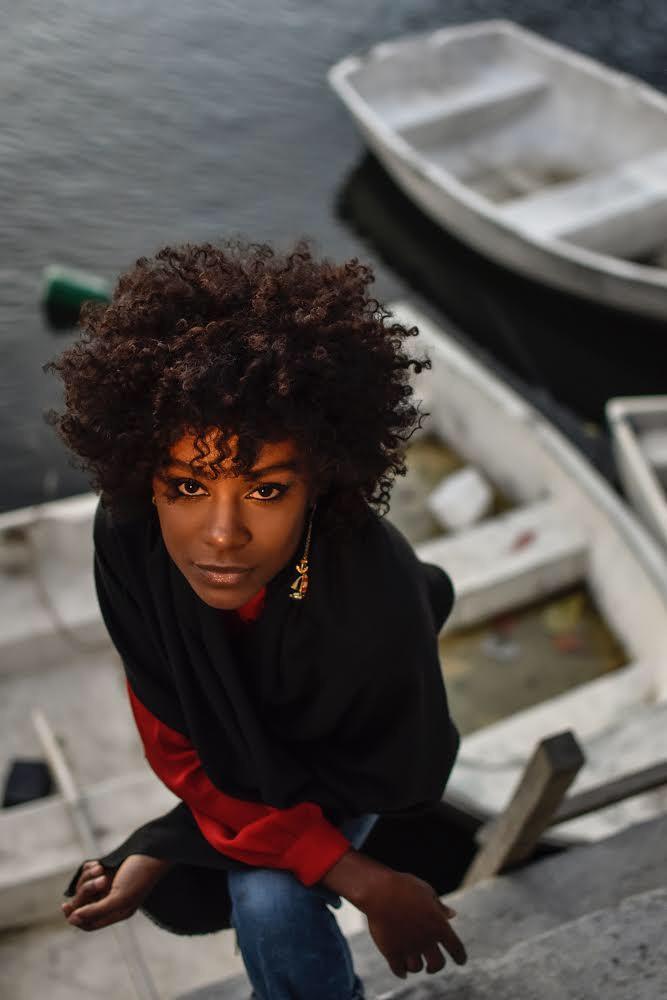 """Jeniffer Dias vive a personagem Dandara em """"Mallhação: Vidas Brasileiras"""" (Foto: Divulgação)"""