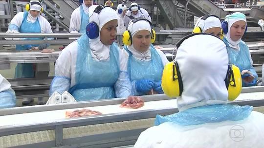 Ministro da Agricultura inspeciona fábrica investigada