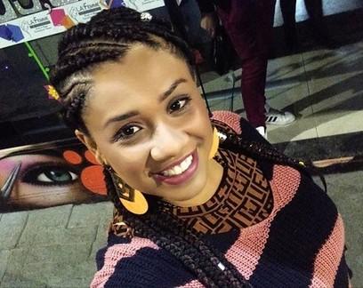 Ela criou uma consultoria para artistas de funk na periferia de São Paulo