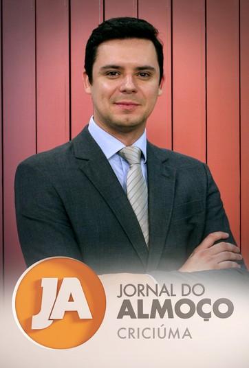 Jornal do Almoço - SC (Criciúma)