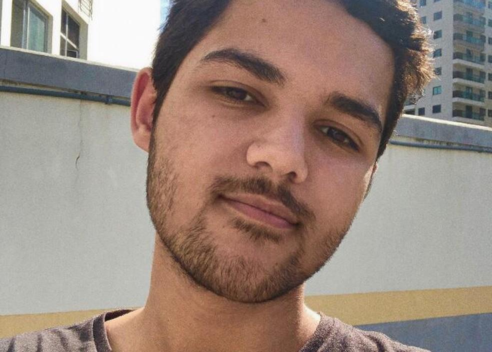 Gabriel Lopes, 20, é um dos candidatos nota mil do Enem 2019 — Foto: Arquivo Pessoal, Gabriel Lopes