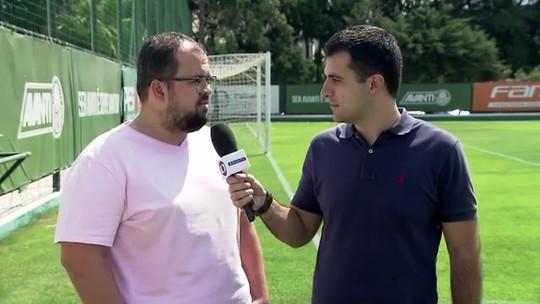 Fortaleza x Palmeiras: Verdão treina na Academia com retorno de Angulo e sem Gustavo Gómez