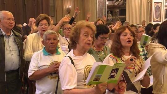 Primeira missa em homenagem à Santa Dulce é celebrada em Roma