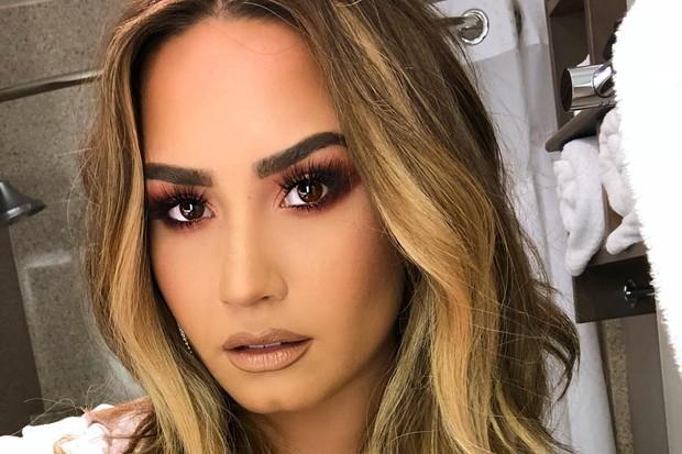 Demi Lovato (Foto: Reprodução / Instagram)