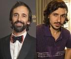 Os irmãos Julio e Ravel Andrade | Globo