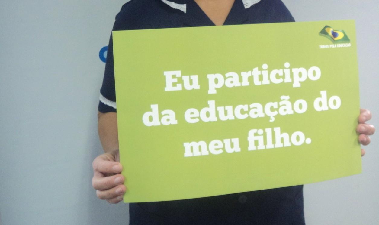 Campanha Todos Somos Educadores