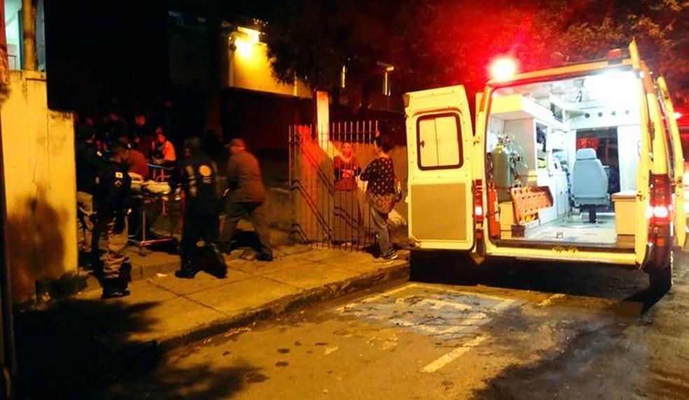 -  Adolescente foi abordado por ladrão perto de escola  Foto: Silvan Alves/Arquivo Pessoal
