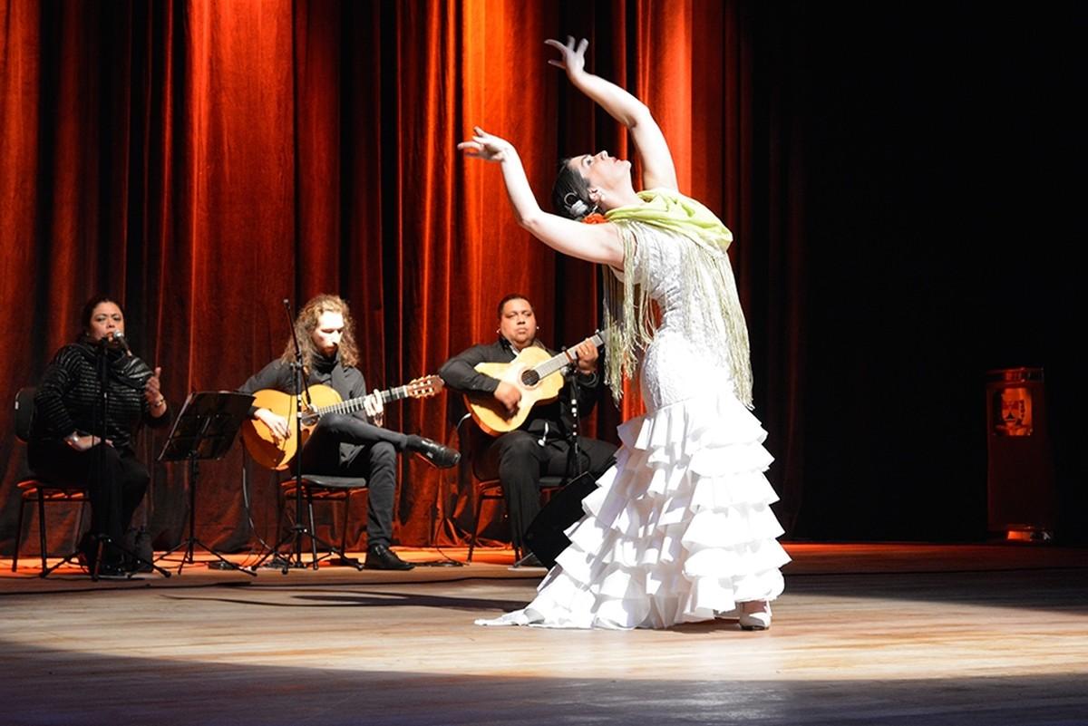 Teatro de Campinas recebe espetáculo de dança flamenca
