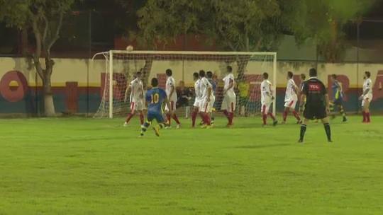 GAS 3 x 2 Baré: Robemar comanda a virada do Leão, com dois gols, um deles em falta à la CR7