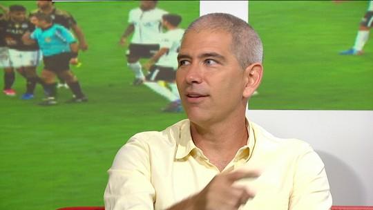 """Pablo na Gávea? Repórter vê """"maratona pesada"""" para Réver e Juan no Fla"""