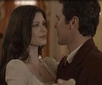 Vitória Strada e Bruno Ferrari em 'Tempo de amar' | TV Globo