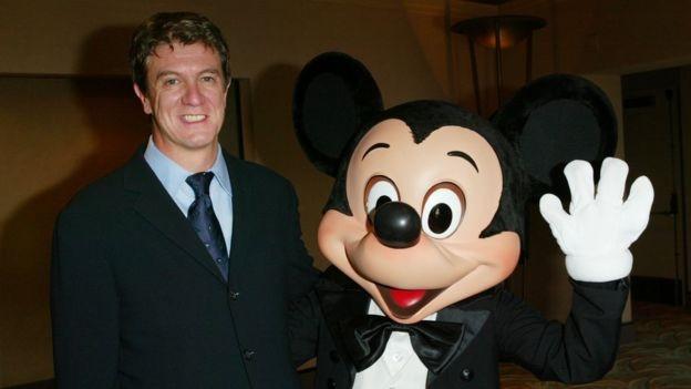 Mooney passou 11 anos trabalhando na Disney (Foto: Getty Images/BBC)