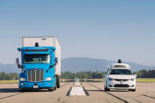 Caminhões da Waymo começarão a ser testados em Atlanta (Foto: Divulgação)