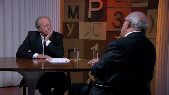 Ex-ministro Nelson Jobim analisa a crise brasileira e a reforma dos partidos