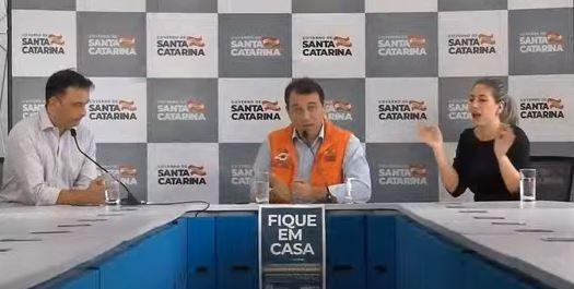 SC tem aumento de 12% no n° de casos confirmados pelo novo coronavírus em menos de 24h