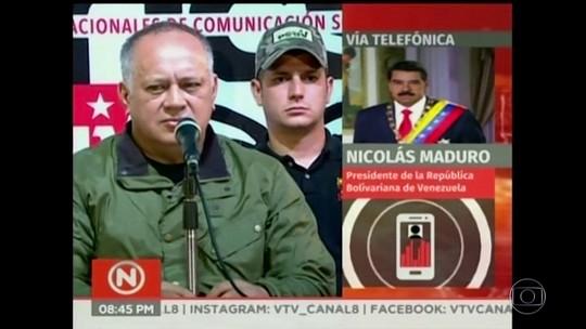 Agência Estatal da Bolívia diz que homens encapuzados tomaram a embaixada da Venezuela