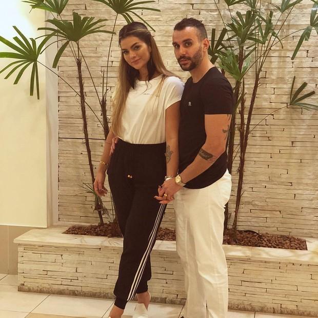 Kell Key e Mico Freitas (Foto: Reprodução/Instagram)