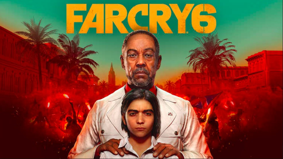 far cry 6 poster vaas