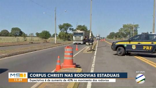 PRF monta esquema especial de policiamento durante Corpus Christi