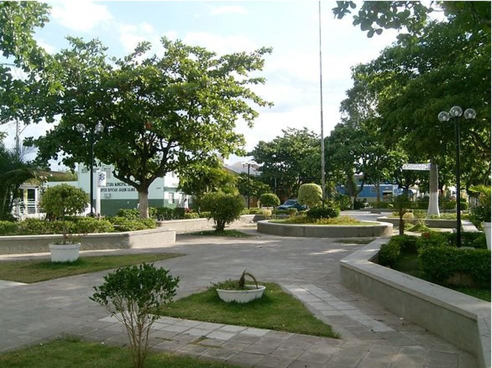 Cidade de Alagoinha — Foto: Internet/Reprodução