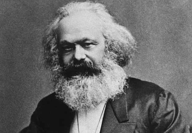 "Karl Marx , autor de ""O Capital"" (Foto: Wikimedia Commons/Wikipedia)"