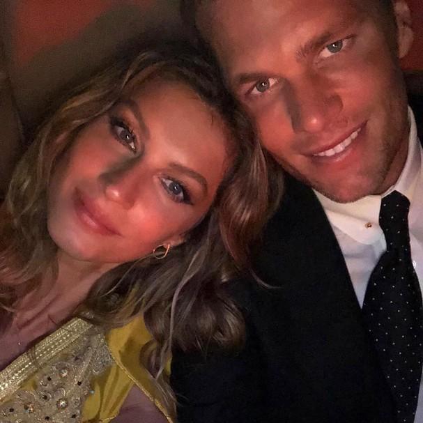 Gisele e Tom (Foto: Reprodução/Instagram)