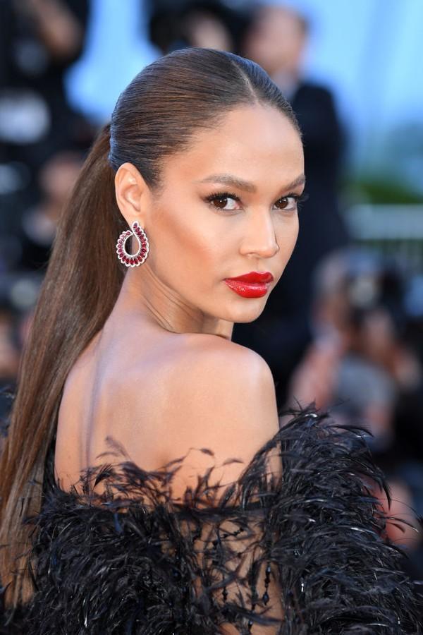 Batom vermelho no Festival de Cannes (Foto: Getty images)