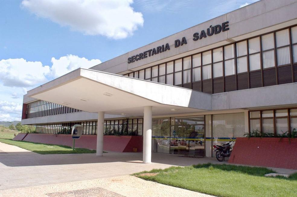 Secretaria da Saúde do Tocantins atualizou os dados nesta quarta-feira — Foto: Sesau/Divulgação