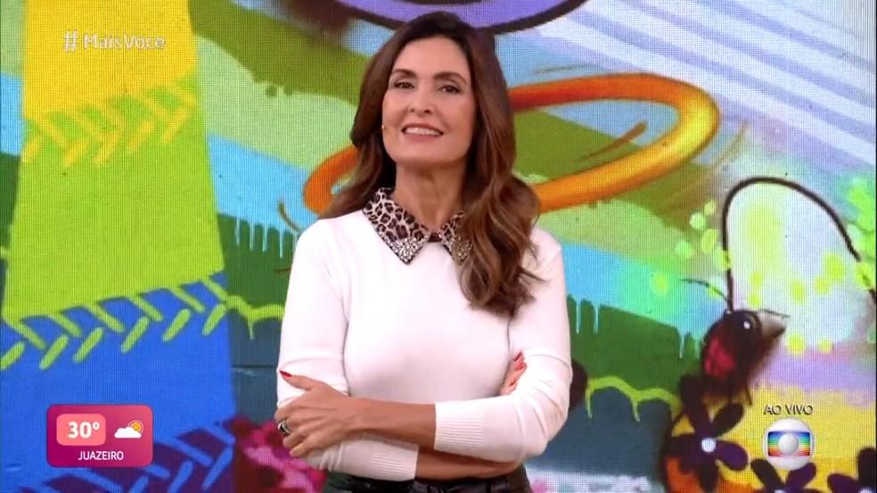 Fátima Bernardes faz aniversário no dia 17/9! — Foto: Globo